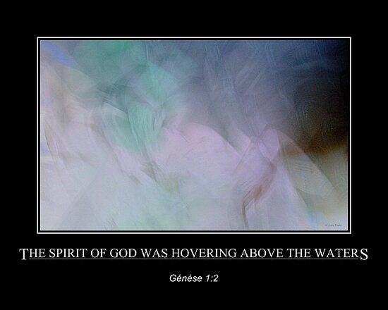 The Spirit of God by Karo / Caroline Evans (Caux-Evans)