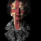 Margaret Thatcher Prime Minister by dangerpowers123