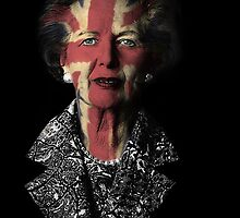 Margaret Thatcher Prime Minister by Steve's Fun Designs