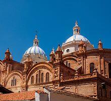 Catedral de la Inmaculada Concepción, Cuenca, Ecuador by Paul Wolf