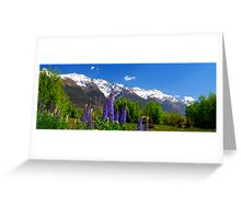 A paradise found III Greeting Card