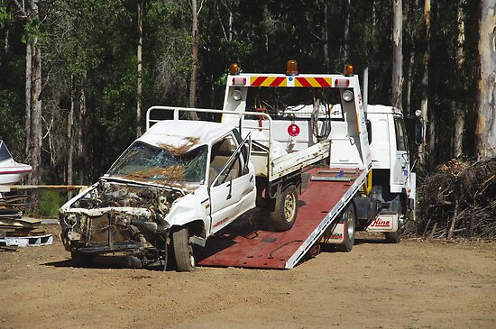 Smashed in Manjimup by BigAndRed