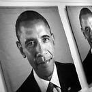 Barack Obama's Winning Faces by Cora Wandel