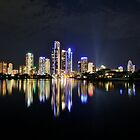 Surfers Paradise, Gold Coast Australia by kdrummondphotos