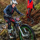Motorcycle Trials  by neil sturgeon