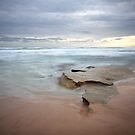 Portsea back beach by Jim Worrall