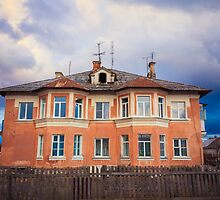 Old Brick House by GrishkaBruev