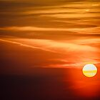 Sun, Sky, Clouds by GrishkaBruev