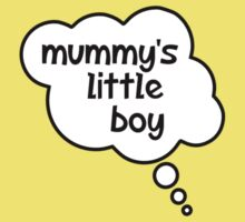 Pregnancy Message from Baby - Mummy's Little Boy by Bubble-Tees.com by Bubble-Tees