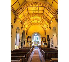 St Mary's Church Kintbury Photographic Print