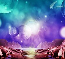 Planet visits by Annabellerockz