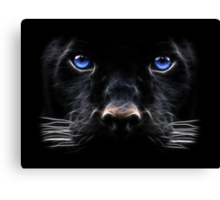 Black Panther Canvas Print