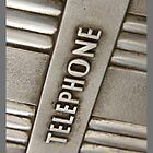 TELEPHONE. by BIG-DAVE