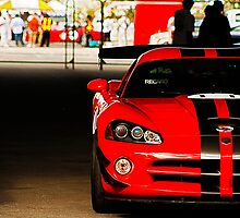 Dodge Viper  by Madison Hillhouse
