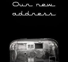 New Address Card by Edward Fielding