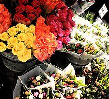 Kaleidoscope Flowers by AMGunn