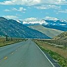 Montana Highway 28 by Bryan D. Spellman