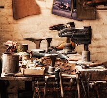 The Shoe Makers Shop by Patricia Jacobs CPAGB LRPS BPE2