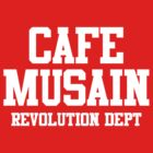 Cafe Musain - Revolution Department by rexannakay