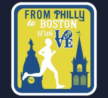 From Philly to Boston w/ Love - The Broad Street Run by DCVisualArts
