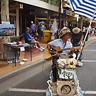 The Chook Man - TCMF 2012 by Joe Hupp