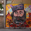 Florence Graffiti by lauracronin