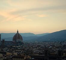 Florence afternoon by lauracronin