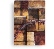 Recalibrate Canvas Print