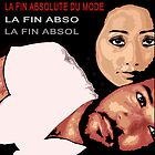 LA FIN ABSOLUTE DU MONDE PORTRAIT UNO by S DOT SLAUGHTER