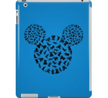 Disney Villains Black iPad Case/Skin