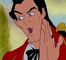 No One tells secrets Like Gaston! by emilyg23