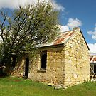 Stone House  Baydon  Tasmania by MisticEye