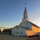 Zion Lutheran Church by Greg Belfrage