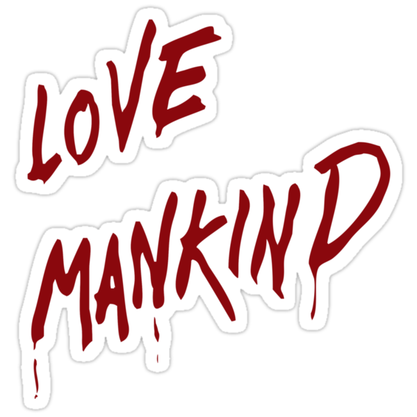 Love Mankind by starkat