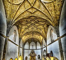 Iglesia de San Martin, Trujillo, Spain by Wendy  Rauw