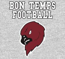 Bon Temps Football by afternoonTlight
