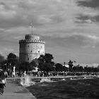 white tower by mkokonoglou