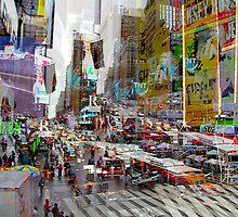 New York 3 by Igor Shrayer