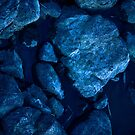 Blue Rocks by Matti Ollikainen