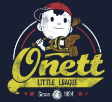 Onett little league by TeeKetch