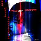Stop SEX TRAFFIC AND CHILD PROSTITUTION by Karo / Caroline Evans (Caux-Evans)