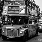 London Red Bus by chris-csfotobiz