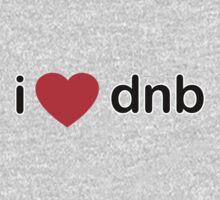 I Love DNB Kids Clothes