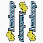 Apache Hadoop ×3 by posx ★ $1.49 stickers