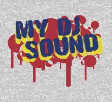 My DJ Sound Graffiti Kids Clothes