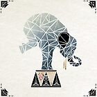 elephant circus by Manoou