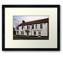 John O'Gaunt Inn Hungerford England Framed Print