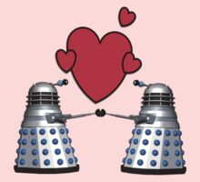 Dalek Luv by kooldesignz