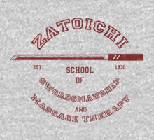 Zatoichi School by Ronin-ink