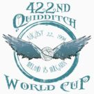 422nd Quidditch World Cup by Konoko479